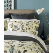 Orchid Oxford Pillowcase Pair - Duck Egg