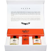 Musgo Real Grooming Boxed Set - Orange Amber
