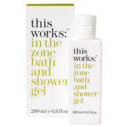 In the Zone Bath & Shower Gel 200ml
