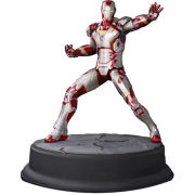 Dragon Models 1/9 Iron Man 3 Mk.XlII - Action Hero Vignette Snap Together