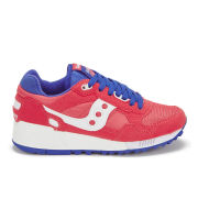 Saucony Women's Shadow 5000 Trainers - Red/White
