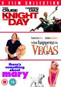 Knight and Day / What Happens In Vegas / There's Something About Mary