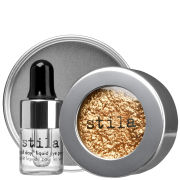 Stila Magnificent Metals Eyeshadow Comex Gold with Stay All Day Eyeshadow Primer