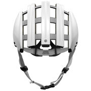 Carrera Foldable Helmet Gloss White