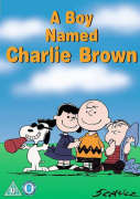 CHARLIE BROWN  A BOY NAMED CHARLIE BROWN DVD