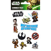 Star Wars Rebels (Shimmer) - Shimmer Sticker Pack