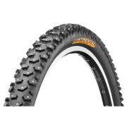 Continental Nordic Spike 120 Clincher MTB Tyre - Black