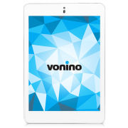 Vonino Sirius EVO QS 7.9 Inch Tablet  (8GB, Quad-Core, 1.6Ghz) - Silver