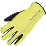 Castelli Nano XT Gloves - Yellow Fluo