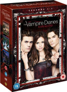 The Vampire Diaries - Seasons 1-3