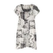 HIGH Women's Please Pattern Dress - Multi