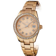 ToyWatch Metallic Watch - Rose Gold