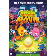 Moshi Monsters Movie One Sheet - Maxi Poster - 61 x 91.5cm