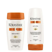 Kerastase Nourishing Shampoo and Conditioner for Normal to Slightly Dry Hair (Duo)