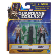 Guardians of the Galaxy Draz and Korath Action Figures