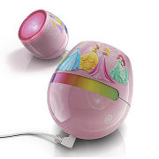 Philips Living Colours Micro Disney Princess - LED Light - Pink