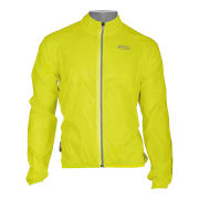 Northwave Men's Breeze Pro Rain Shield Plus Jacket - Fluorescent Yellow