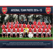 Arsenal Team Photo 14/15 - Mini Poster - 40 x 50cm