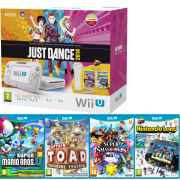 Nintendo Wii U Console - Includes 5 Games
