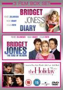 Bridget Joness Diary/Bridget Jones: The Edge Of/The Holiday