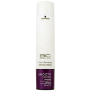 Schwarzkopf BC Hairtherapy Smooth Shine Shampoo (250ml)