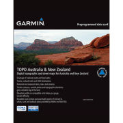 Garmin Topo Australia and New Zealand 100k MicroSD card