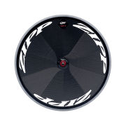 2013 Zipp Super-9 Tubular Disc Rear Wheel - Classic White
