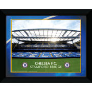 "Chelsea Stadium - 8"""" x 6"""" Framed Photographic"