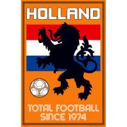 Holland Total Football - Maxi Poster - 61 x 91.5cm