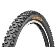Continental Nordic Spike 240 Clincher MTB Tyre - Black