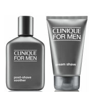 Clinique For Men Cream Shave & Post Shave Healer (Bundle)