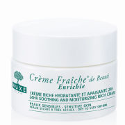 NUXE Creme Fraiche Rich Cream Dry To Very Dry Skin (50ml)