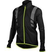 Sportful Reflex 2 Jacket - Black/Yellow Fluo