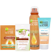 Garnier Ambre Solaire Self Tan Set 1 (4 Products)