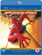 Spider-Man - Mastered in 4K Editie (Bevat UltraViolet Copy)