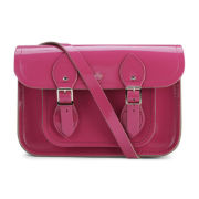 The Cambridge Satchel Company 11 Inch Patent Leather Satchel - Orchid