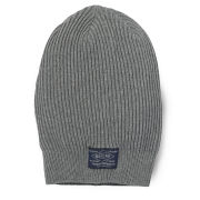 REPLAY Men's Beanie Hat - Grey Marl