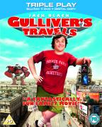 Gullivers Travels - Triple Play (Includes DVD, Blu-Ray and Digital Copy)