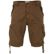 Ringspun Men's Iniesta Shorts - Tobacco