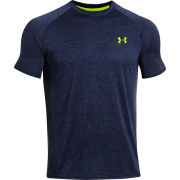 Under Armour Men's Tech Short Sleeve T-Shirt - Academy Blue