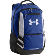 Under Armour Unisex Hustle Backpack - Royal/Black/White