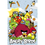 Angry Birds Collage - Maxi Poster - 61 x 91.5cm