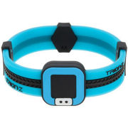Trion:Z Actiloop Wristband - Black/Ocean