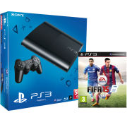 Sony PlayStation 3 Slim 500GB Console - Includes FIFA 15