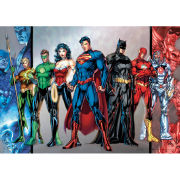 DC Comics Group - Metallic Poster - 47 x 67cm