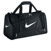 Nike Brasilia 6 Small Duffel - Black