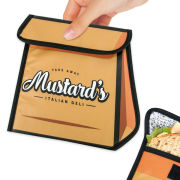 Fast Food Deli Bag - Insulated Sandwich Bag