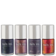 nails inc. Midas Touch Collection