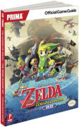 The Legend of Zelda: The Wind Waker for Wii U - Game Guide (Paperback)
