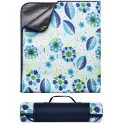Sagaform Blue Oasis Picnic Blanket
